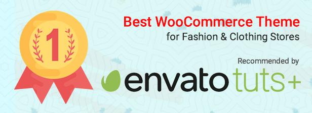 number1 - KuteShop - Fashion, Electronics & Marketplace Elementor WooCommerce Theme (RTL Supported)
