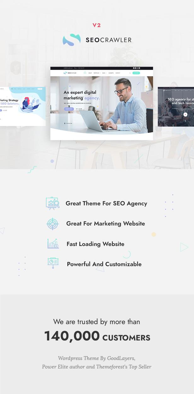 screen 1 v2 - SEOCrawler - SEO & Marketing Agency WordPress