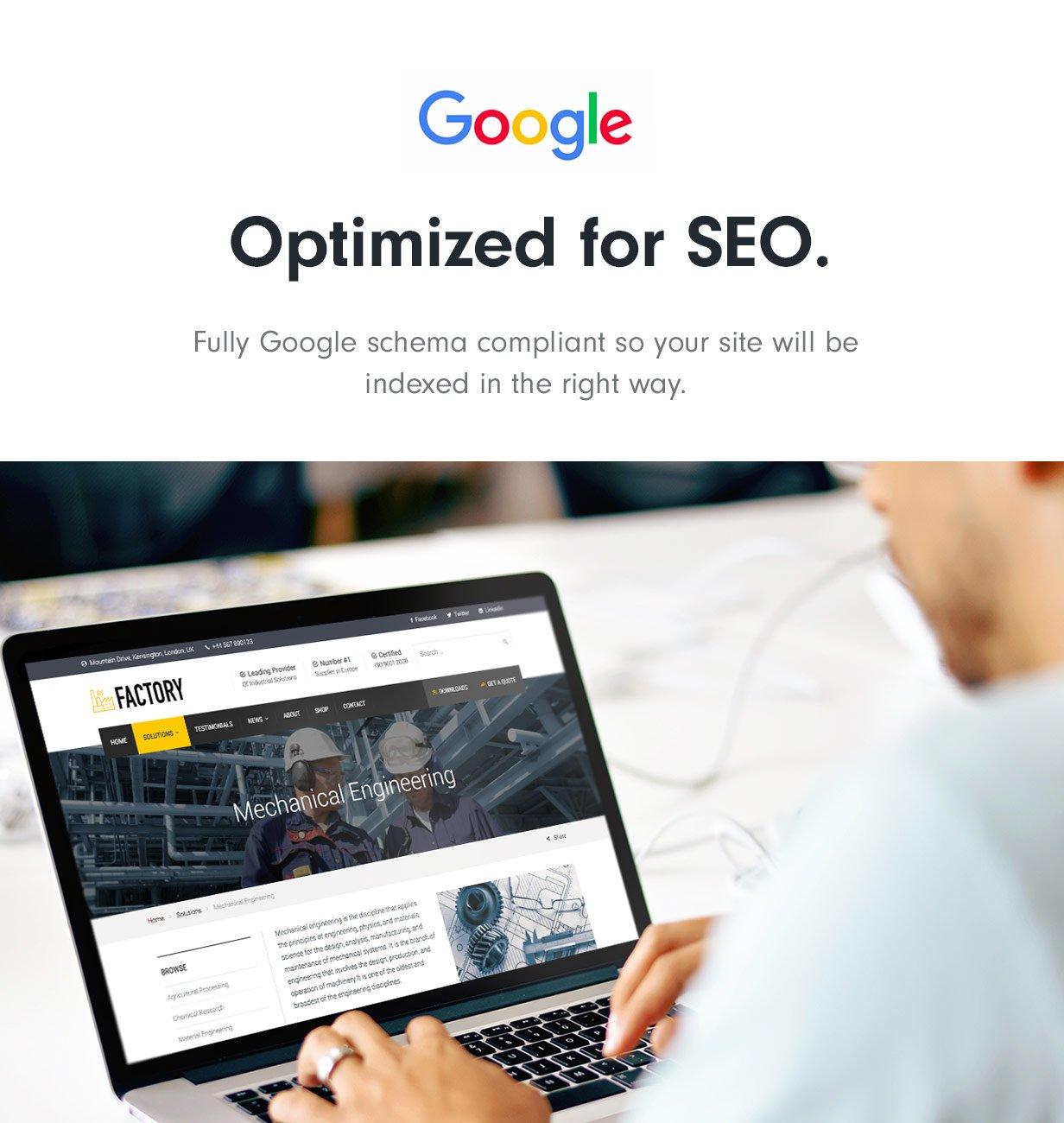 seo2 - Factory - Industrial Business WordPress Theme
