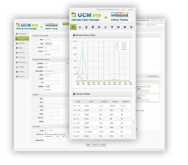 ucm website management Responsive Design - UCM Theme: White Label