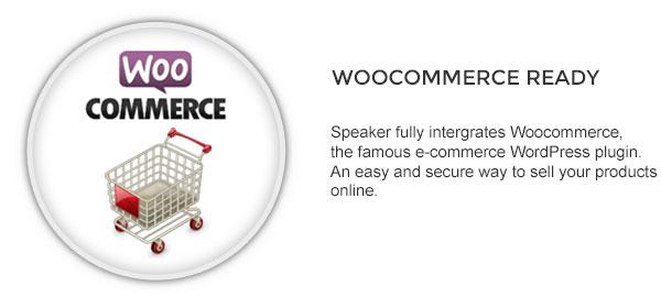 woocommerce - Speaker - One-Page Music Wordpress Theme