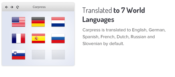 0 translated to world 7 languages - CarPress - WordPress Theme For Mechanic Workshops