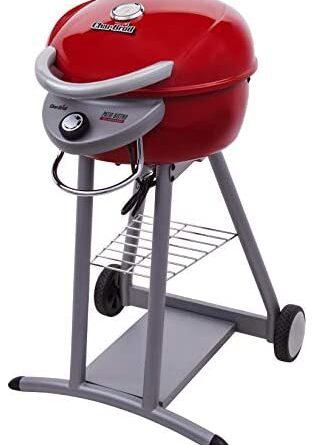 1633286730 41RSchXTD7L. AC  314x445 - Char-Broil 20602109 Patio Bistro TRU-Infrared Electric Grill, Red