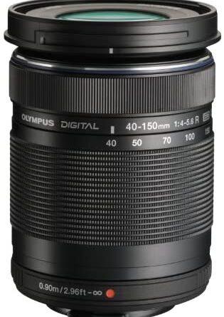 1633460042 51SgM4aV0 L. AC  315x445 - Olympus M.Zuiko Digital ED 40-150mm F4.0-5.6 R Zoom Lens, for Micro Four Thirds Cameras (Black)