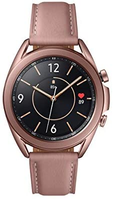 1633589935 4105ET2aJBL. AC  - Samsung Galaxy Watch 3 (41mm, GPS, Bluetooth) Smart Watch Mystic Bronze (US Version, Renewed) (Renewed)