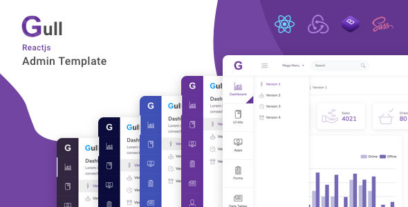 1634992679 1634992676 239 01 preview.  large preview - Gull - React Redux & HTML Admin Dashboard Template