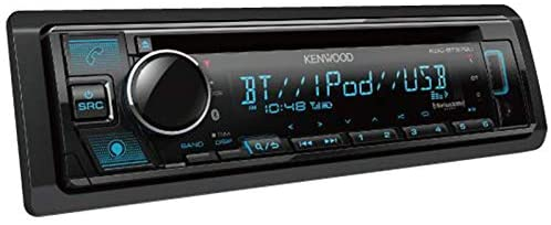 41LholPo8TL. AC  - Kenwood KDC-BT378U Bluetooth Car Stereo Receiver with CD Player, SiriusXM Ready