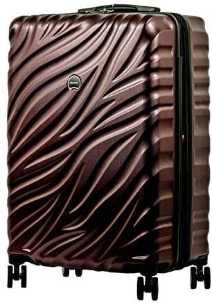 41UDYJitoPL. AC  - Delsey Paris Alexis Lightweight Luggage, Medium Expandable Spinner Double Wheel Hardshell Suitcases with TSA Lock
