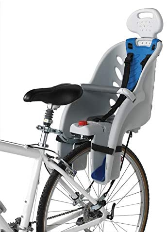 41mPDdIPBkL. AC  - Schwinn Deluxe Bicycle Mounted Child Carrier/Bike Seat For Children, Toddlers, and Kids