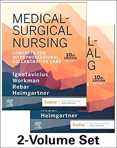 51Gko89EpOL. SX393 BO1 - Medical-Surgical Nursing: Concepts for Interprofessional Collaborative Care, 2-Volume Set