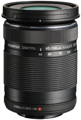 51SgM4aV0 L. AC  - Olympus M.Zuiko Digital ED 40-150mm F4.0-5.6 R Zoom Lens, for Micro Four Thirds Cameras (Black)