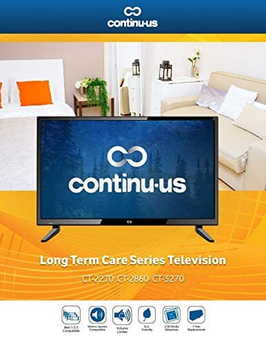 """51Tp1VgmfpL. AC  - 32"""" LED HDTV by Continu.us 