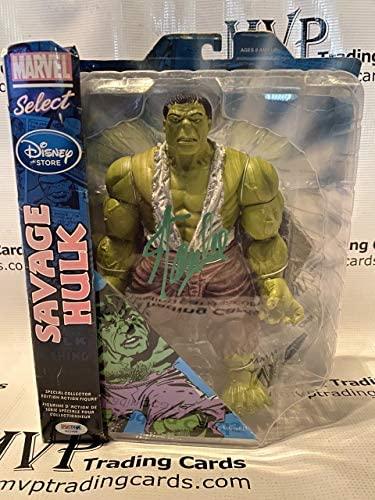 51XKiWMC9GL. AC  - PSA/DNA Stan Lee Autograph Marvel Select Savage Hulk Action Figure