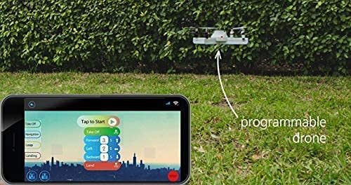 51cc1h5AdqS. AC  - Circuit Scribe Drone Builder Kit for Kids   Build Your Own Drone with Camera   With Conductive Ink Pen, Motors, Propellers, Free iOS/Android Controller App, Battery-Operated Drone Hub
