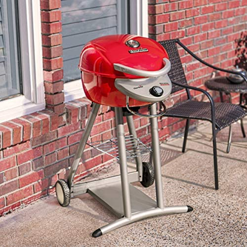 51nYL2wgCLL. AC  - Char-Broil 20602109 Patio Bistro TRU-Infrared Electric Grill, Red