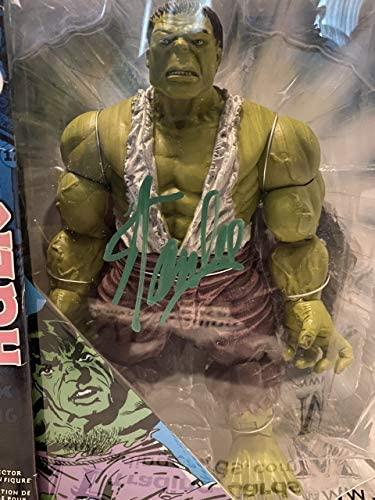 51nrVUoFffL. AC  - PSA/DNA Stan Lee Autograph Marvel Select Savage Hulk Action Figure