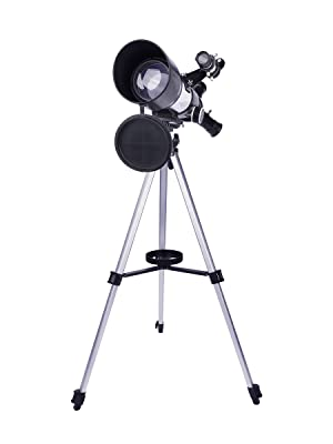 9fcafac9 5ce2 4b34 bbfd 4f0a1a06cfe6.  CR0,0,900,1200 PT0 SX300 V1    - Telescope 80mm Large Aperture for Astronomy Beginners, Adults and Kids, 3 Rotatable Eyepieces Refractor Telescope 400mm/80mm Good Partner to View Moon Landscape and Planet, with Tripod, Phone Adapter