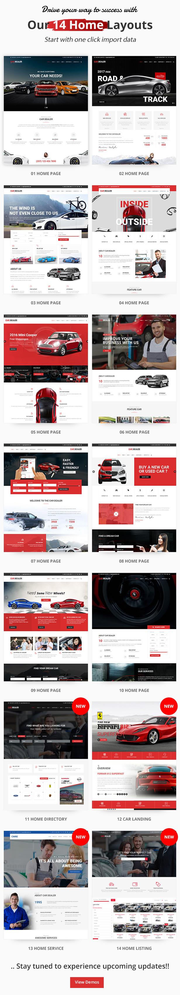 all layout3 new - Car Dealer -  Automotive Responsive WordPress Theme