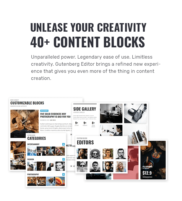 blocks - PRESSO - Modern Magazine / Newspaper / Viral Theme