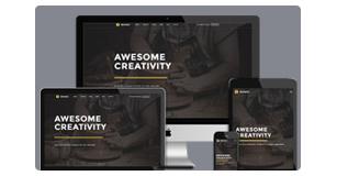 brando features img fully responsive - Brando Responsive and Multipurpose OnePage WordPress Theme