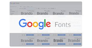 google fonts - Brando Responsive and Multipurpose OnePage WordPress Theme