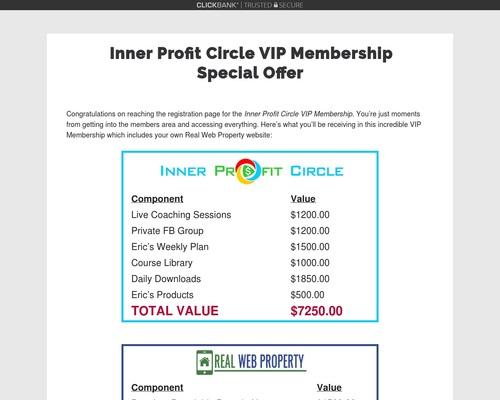ipcircle x400 thumb - Inner Profit Circle Vip Membership