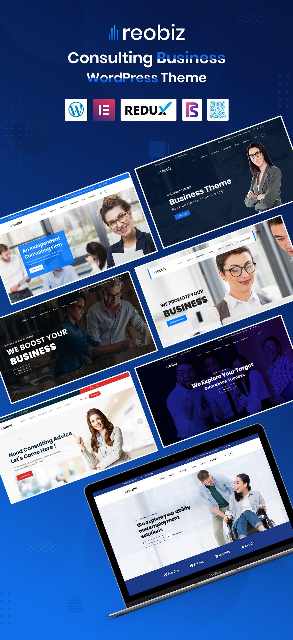 parts 134 - Reobiz - Consulting Business WordPress Theme