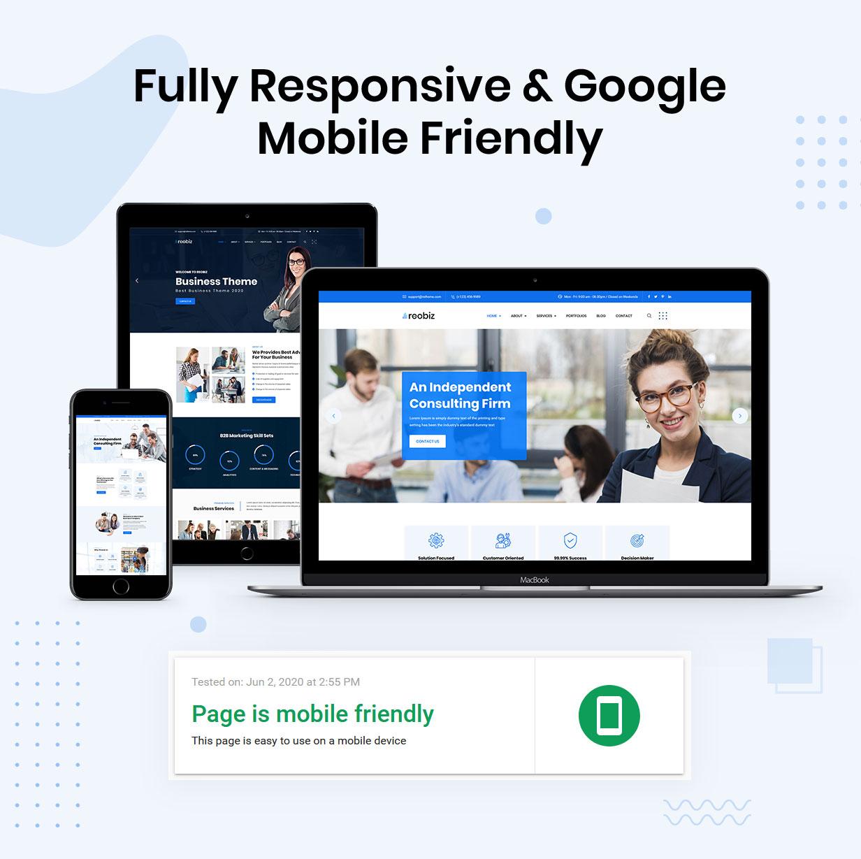 parts 534 - Reobiz - Consulting Business WordPress Theme