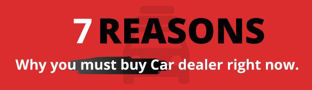 reason title new - Car Dealer -  Automotive Responsive WordPress Theme