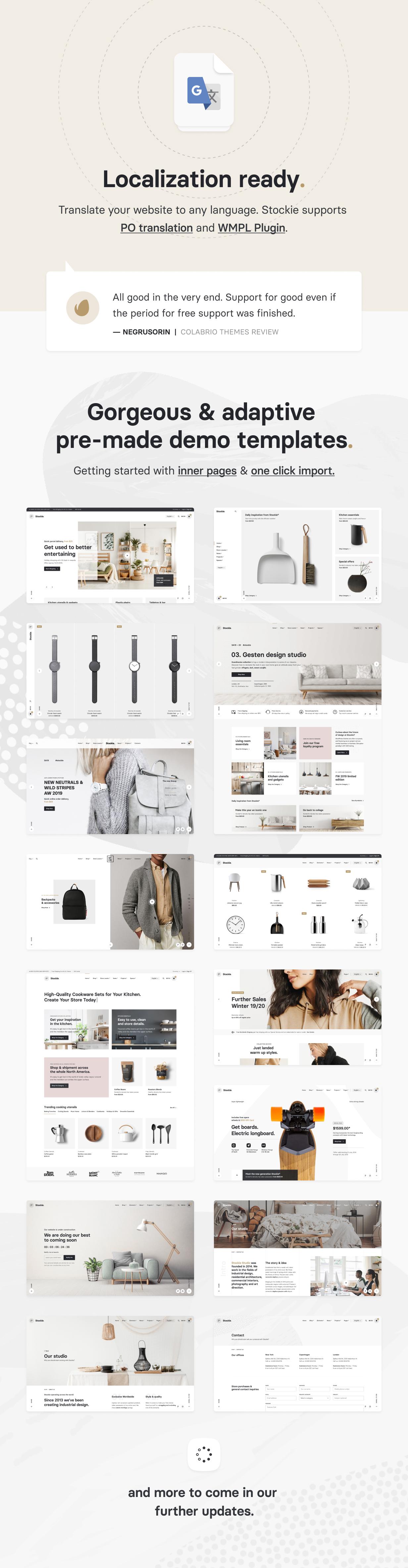 stk  envato promo  02 - Stockie - Modern Multi-Purpose WooCommerce Theme