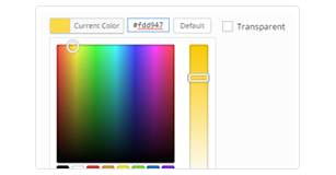 unlimited color options - Brando Responsive and Multipurpose OnePage WordPress Theme