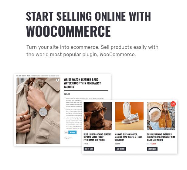 woocommerce - PRESSO - Modern Magazine / Newspaper / Viral Theme